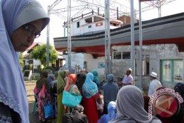 Kunjungan wisman ke Aceh turun