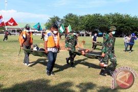 Masyarakat Lhokseumawe dilatih penanggulangan keadaan darurat