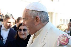 Paus Fransiskus doakan perdamaian bagi Sudan Selatan dan RD Kongo