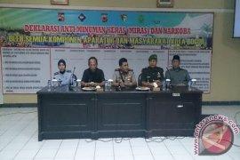 Pemkot Bogor harapkan Perda miras segera diterbitkan