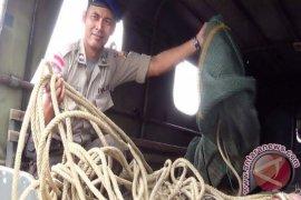 Ditpolair Bengkulu tangkap dua kapal nelayan