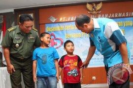 Milawati Bahagia Anaknya Bisa Operasi Gratis