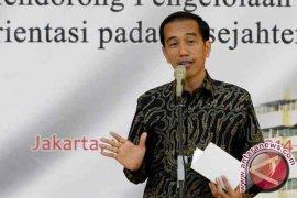 Presiden Resmikan Penoperasian Bor Proyek MRT Jakarta