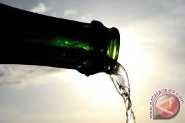 Polresta Tangerang sita 2.600 botol minuman keras