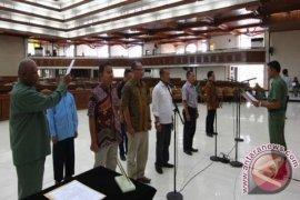 Delapan Anggota DPRD Kaltim Dilantik Selasa