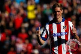 Penantian panjang Torres merebut piala bersama Atletico