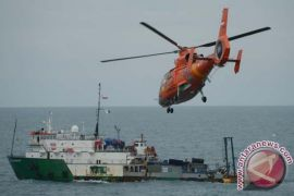 SAR kerahkan helikopter untuk cari kapal hilang di Ternate