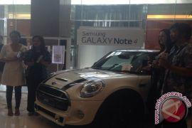 Samsung gandeng seniman berkreasi dengan Note 4