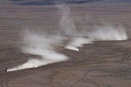 Price menangi tahap kedua reli Dakar kategori sepeda motor