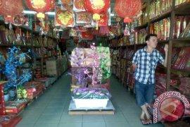 Masyarakat Tionghoa Padati Pasar Murah PKK Kalbar
