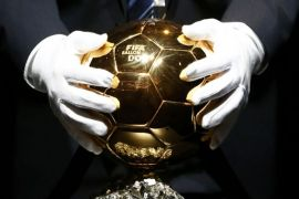 Ronaldo, Modric, dan Salah berebut pemain terbaik FIFA
