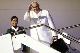 Paus Fransiskus mengidap katarak, dioperasi tahun depan