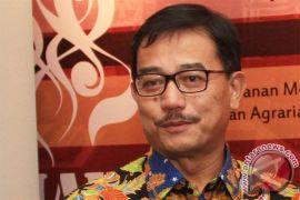 Menteri Agraria: Penggunaan lahan pertanian perlu pengawasan