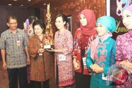 Pemprov Masyarakatkan Batik Khas Kaltim Melalui Lomba
