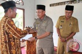 Bupati Batanghari hadiri acara Maulid Nabi Muhammad SAW di Bajubang
