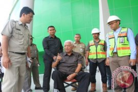 Gubernur Tinjau Sejumlah Proyek APBD Kaltim