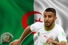 Riyad Mahrez pimpin Aljazair ke Piala Afrika