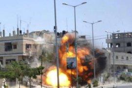 Rudal Israel tewaskan empat warga sipil