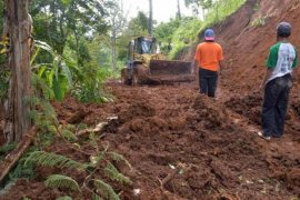 BPBD Madiun Tangani 23 Bencana Tanah Longsor