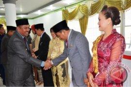 Wabup Lantik Tiga Pejabat Pimpinan Tinggi Pratama