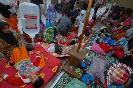 117 siswa alami keracunan makanan jajanan di Tasikmalaya