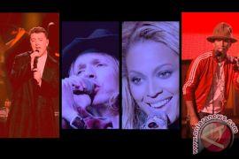 Daftar pemenang Grammy 2015