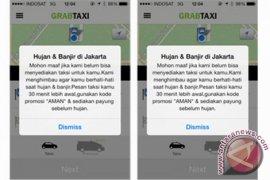 """50 Persen Taksi """"Online"""" Lolos KIR"""