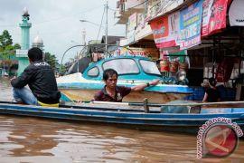 Ribuan rumah di Barito Utara terendam banjir