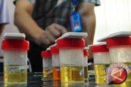 BNN Bangka tes urine sopir angkutan umum