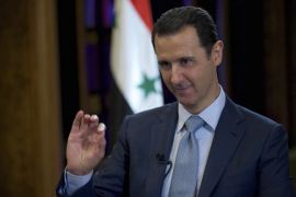 Presiden Suriah berbelasungkawa untuk tragedi pesawat Rusia