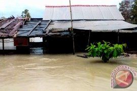 BPB Bangka Tengah Temukan Dua Titik Banjir