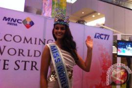 Cantik versi Miss World Rolene Strauss