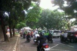 Libur panjang, ribuan kendaraan masuk ke kota bogor