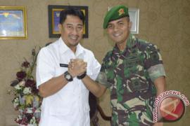 TNI Siap Sukseskan Program Ketahanan Pangan di Bone Bolango