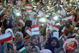 Donasi untuk Palestina dari Bogor Rp750 juta