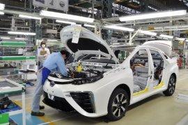 Cara Toyota Produksi Sedan Mirai