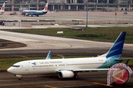 Garuda Indonesia tuntaskan penerbangan haji 2015