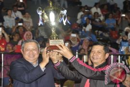 SBY Cup XIII akan diikuti karateka internasional