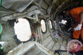 Badan Pesawat AirAsia QZ8501