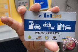 Penerapan e-toll di Jabar belum 100 persen