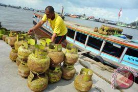 Tim gabungan amankan 150 tabung gas bersubsidi
