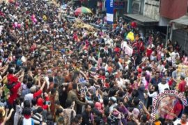 Kirab budaya CGM dorong pergerakan ekonomi kerakyatan
