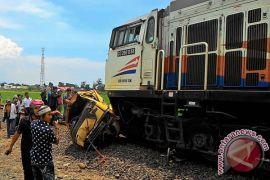 Dua bulan terjadi 13 kecelakaan kereta api di Cirebon, 8 orang meninggal