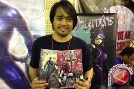 "Komik Superhero Indonesia ""Valentine"" Segera Difilmkan"