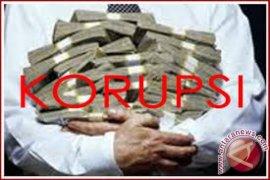 Tersangka korupsi lintasan atletik kembalikan uang negara