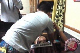 Polresta Banjarmasin Gelar Rekontruksi Pembunuhan Guru Smkn
