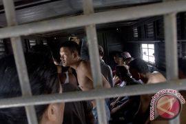 Polda Metro garuk empat preman Tanah Abang