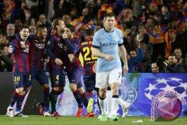 Gila, Barcelona gaji pemain Rp540,8 juta/hari