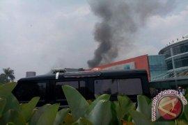 Pusat Perbelanjaan Margo City Depok Terbakar