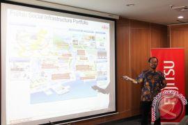 Fujitsu sediakan sistem informasi bencana untuk Jakarta